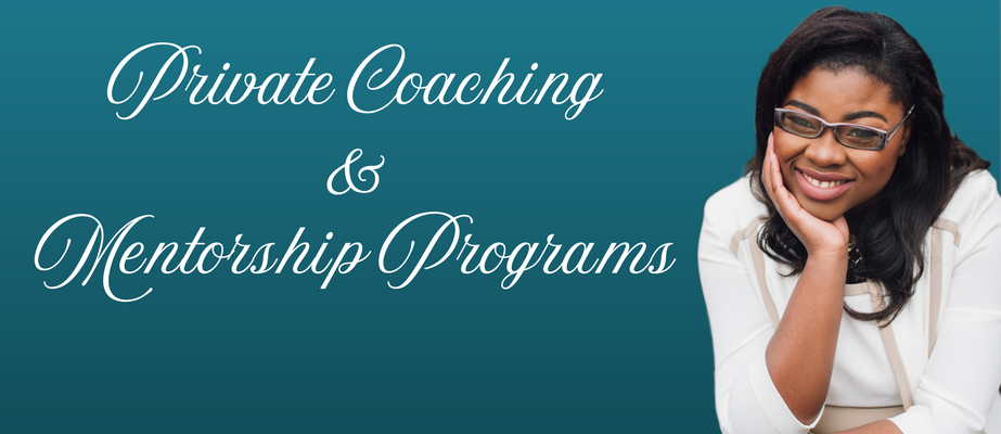 Private Coaching and Mentorship Programs
